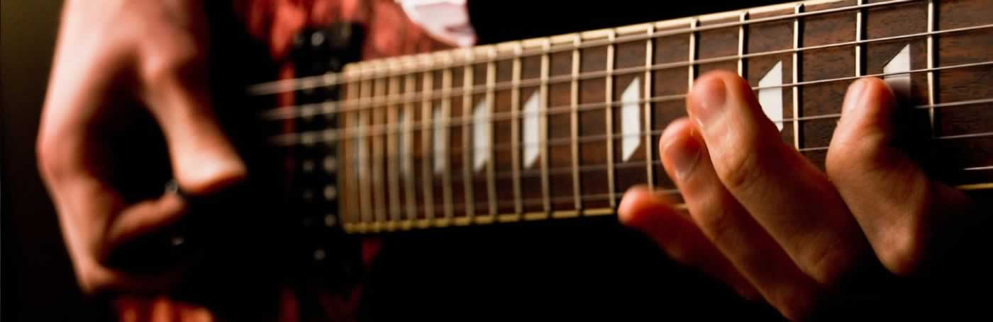 Acoustic, Electric & Bass Guitar Lessons in Oakville